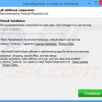 dolphin deals adware installer voorbeeld 4