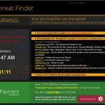 crypto ransomware vb 4 - threat finder