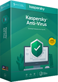 Kaspersky Anti-virus 2020 box