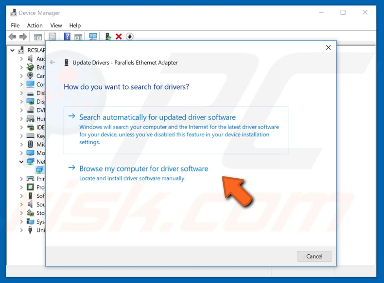 update drivers met snappy driver installer stap 3
