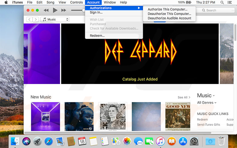 itunes-deautorisatie-macbook