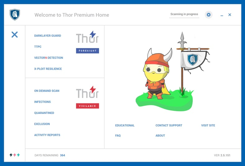 thor premium home screenshot 1