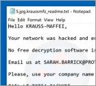 IEncrypt ransomware